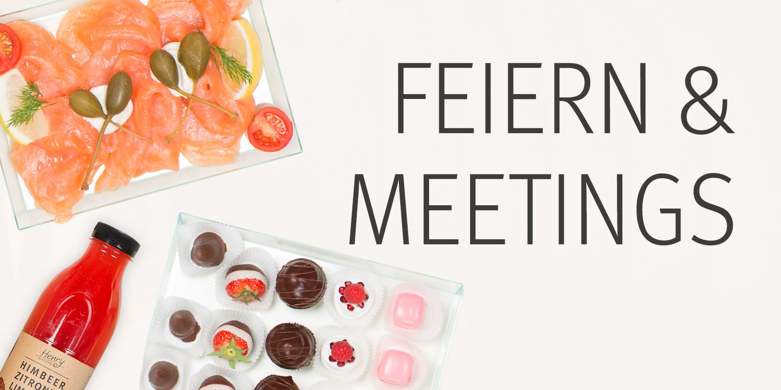 Feiern & Meetings