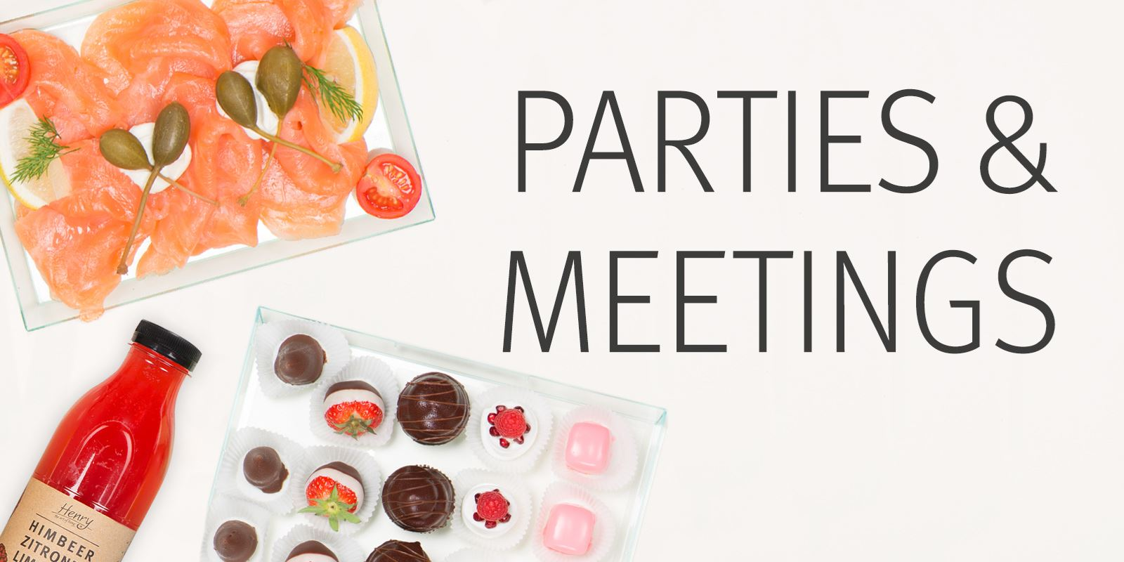 Parties & Meetings