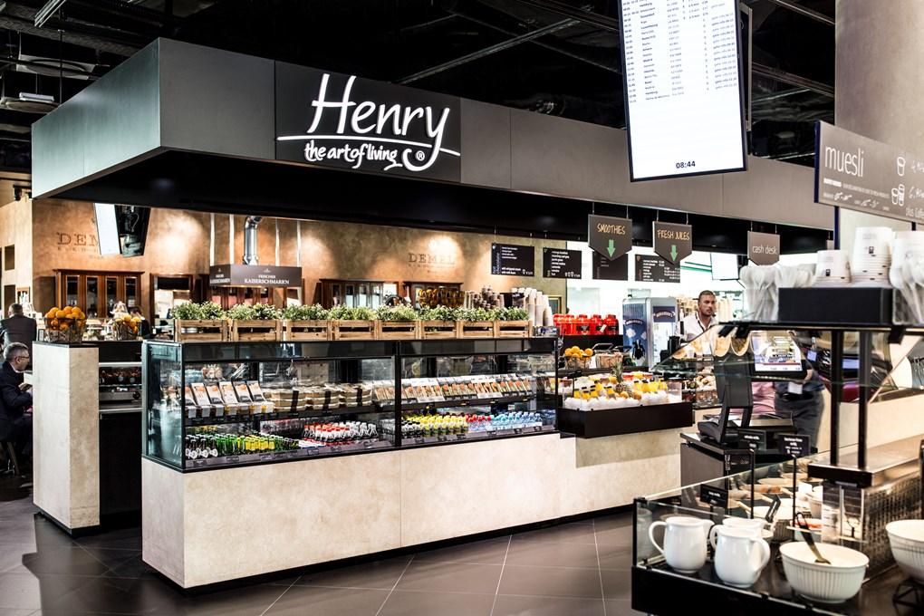 Henry Restaurant Hamburg