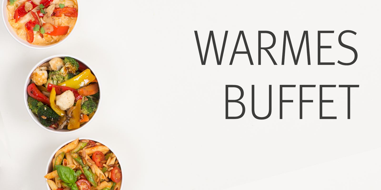 Warmes Buffet