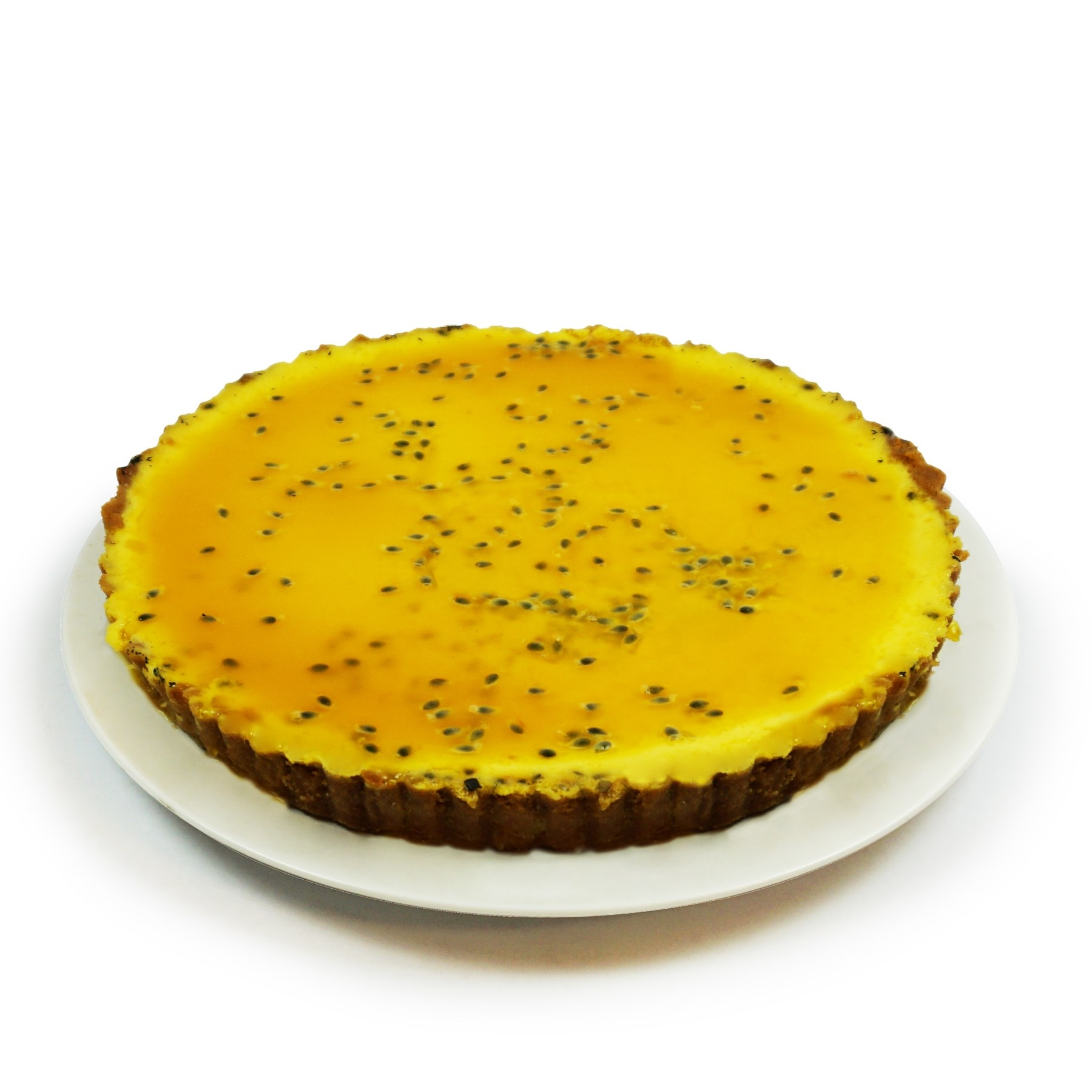 Passion Fruit Tart dia. 26 cm