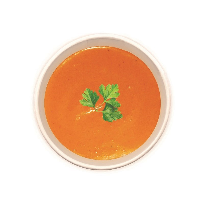 Tomato and Coconut Soup