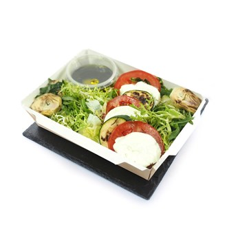 Tomatoes | Mozzarella | Grilled Vegetables | Salad